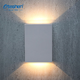 Oteshen Hot Sale Led Outdoor Waterproof up and down Light Garden Wall Lamp/Pathway/Aisle/Landscape/Balcony