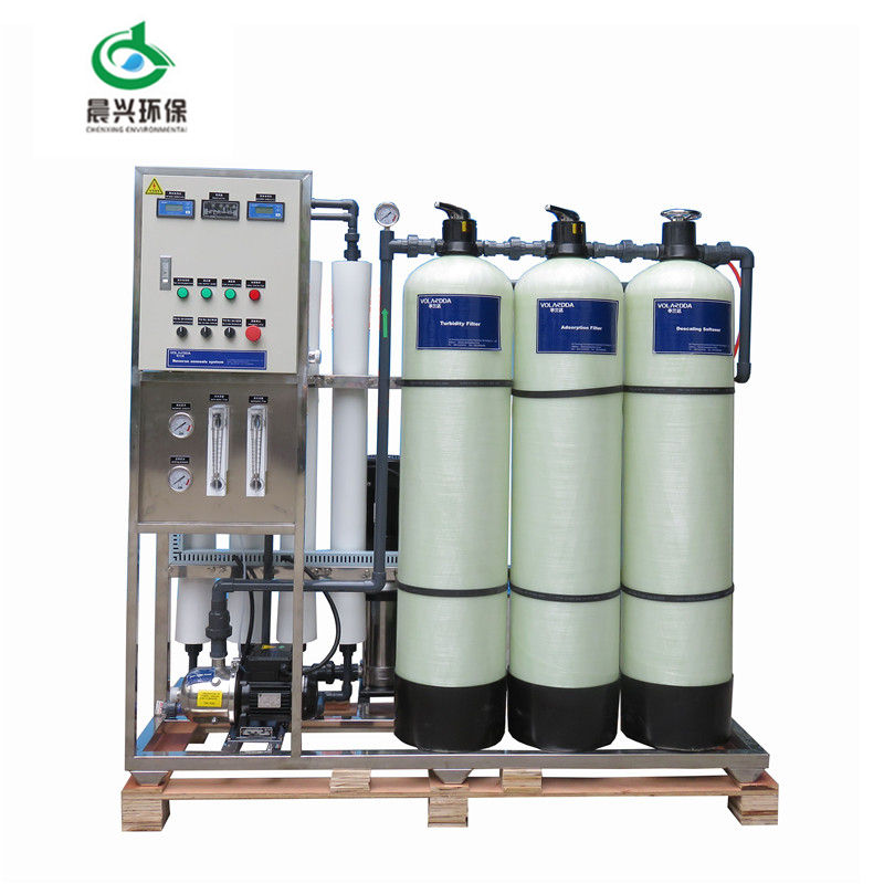 Volardda RO pure water equipment/industrial distilled water equipment