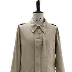 Professional manufacture cheap Beige men's vintage long sleeve jacket