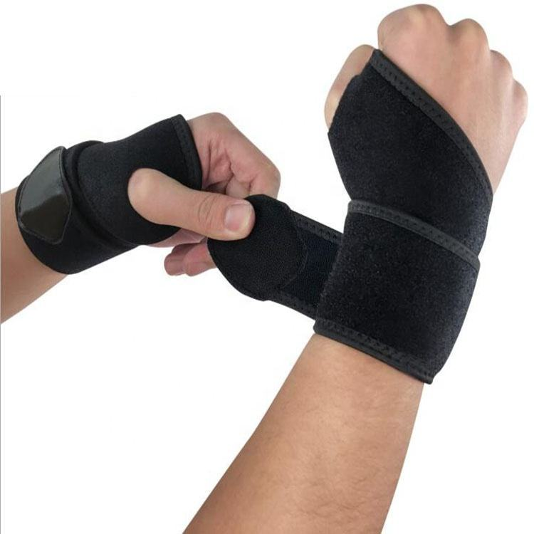 Adjustable Hand Brace Wrist Support with Tunnel Splint
