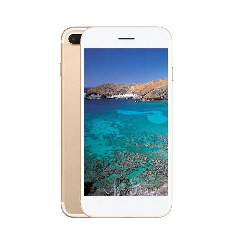 USA Brand refurbished used second hand mobile phone mobiles for iPhone 7 7Plus 32gb 128gb 256gb