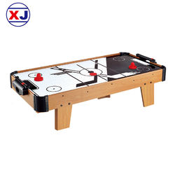 2020 new luxury air hockey table indoor  wooden play sport game table  for sale A0033-1
