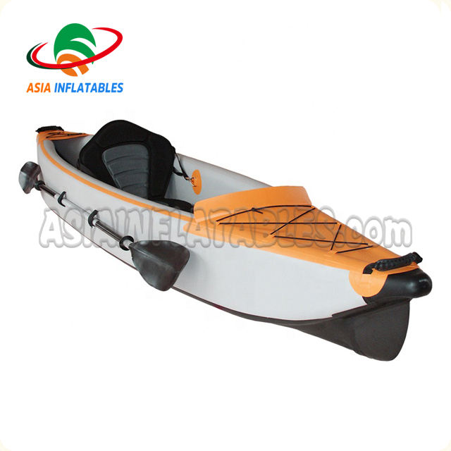 Full Drop stitch inflatable kayak, inflatable rowing boat kayak, inflatable canoe kayak for sale
