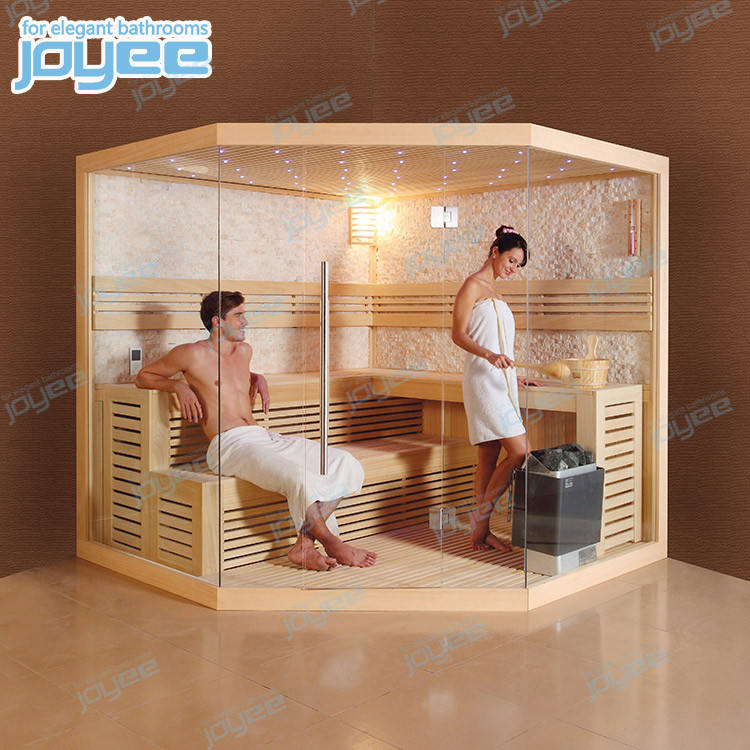 JOYEE Wholesale build a sauna room heater stove sauna cabin size can be customized With Quality Assurance