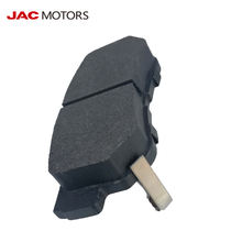 OEM GENUINE hight quality rear wheel brake pad (4 piece/ set) JAC auto parts