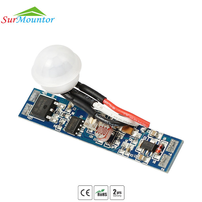 NEW Arrival Motion Sensor with Light Sensor Switch Factory Direct Supply