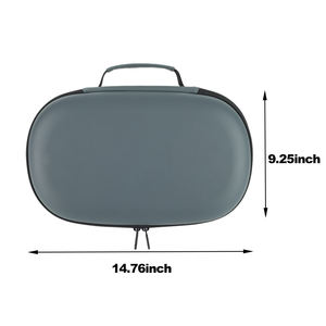 China Manufacturer Custom travel case for oculus quest vr gaming headset hard eva tool case
