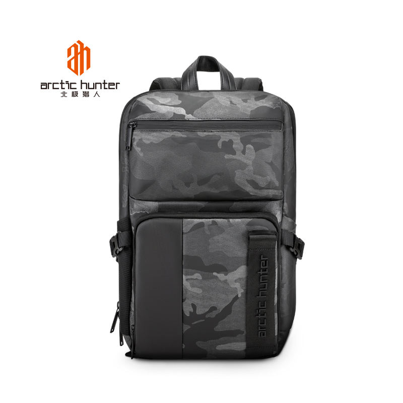 New Arctic Hunter 2020 Mochila Best 2019 Camo Waterproof School Bag Bagpack Mens Women Anti Theft Smart a Laptop Backpack
