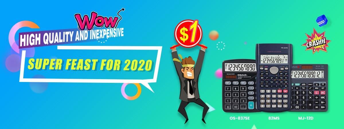 12 Digit Tischrechner Gro/ße Schaltfl/ächen Finanz Business Accounting-Tool M-28 Big Size Buttons