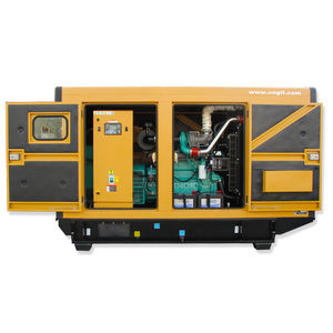 10 year GTL R&D manufactory DCEC Customized 5/75/375/1000 kw kva silent diesel generator
