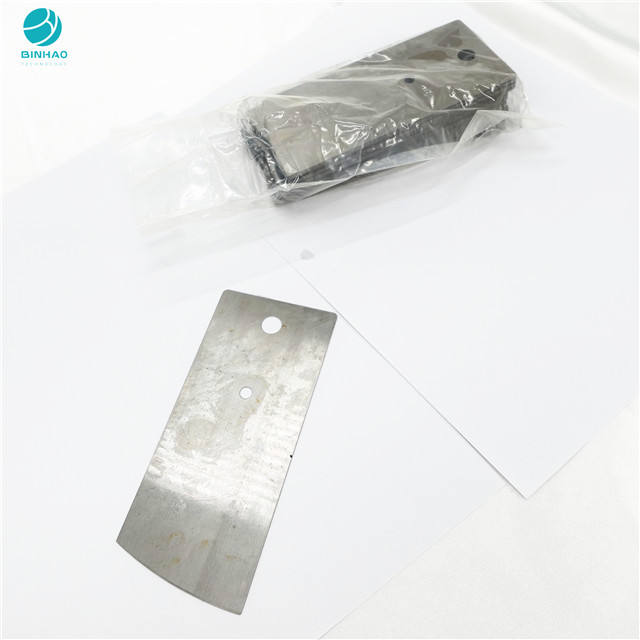 Molins Mark 8 and Mark 9 Long Cutting Blades 110*58*0.16 / 132*60*0.2 For Making Cigarette Machine Parts