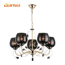 Ganva Best Selling Newest Products Indoor Decoration Modern E27 Ceiling Chandelier