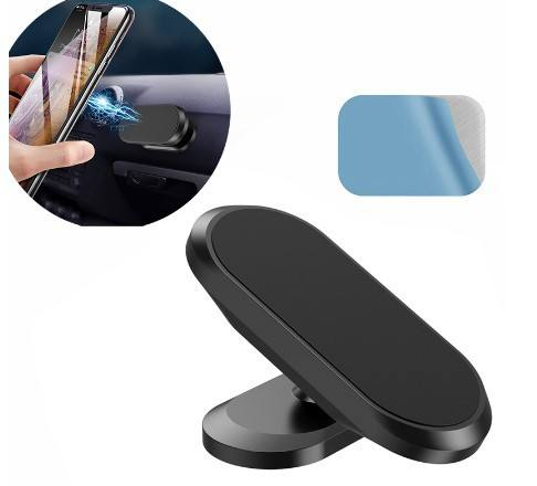 360 degree rotating stand magnetic car mobile phone holder magnet stand device common dashboard
