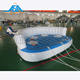 2 Riders Inflatable Water Tube /Flying Ski Towable Boat for Kids Beach Play