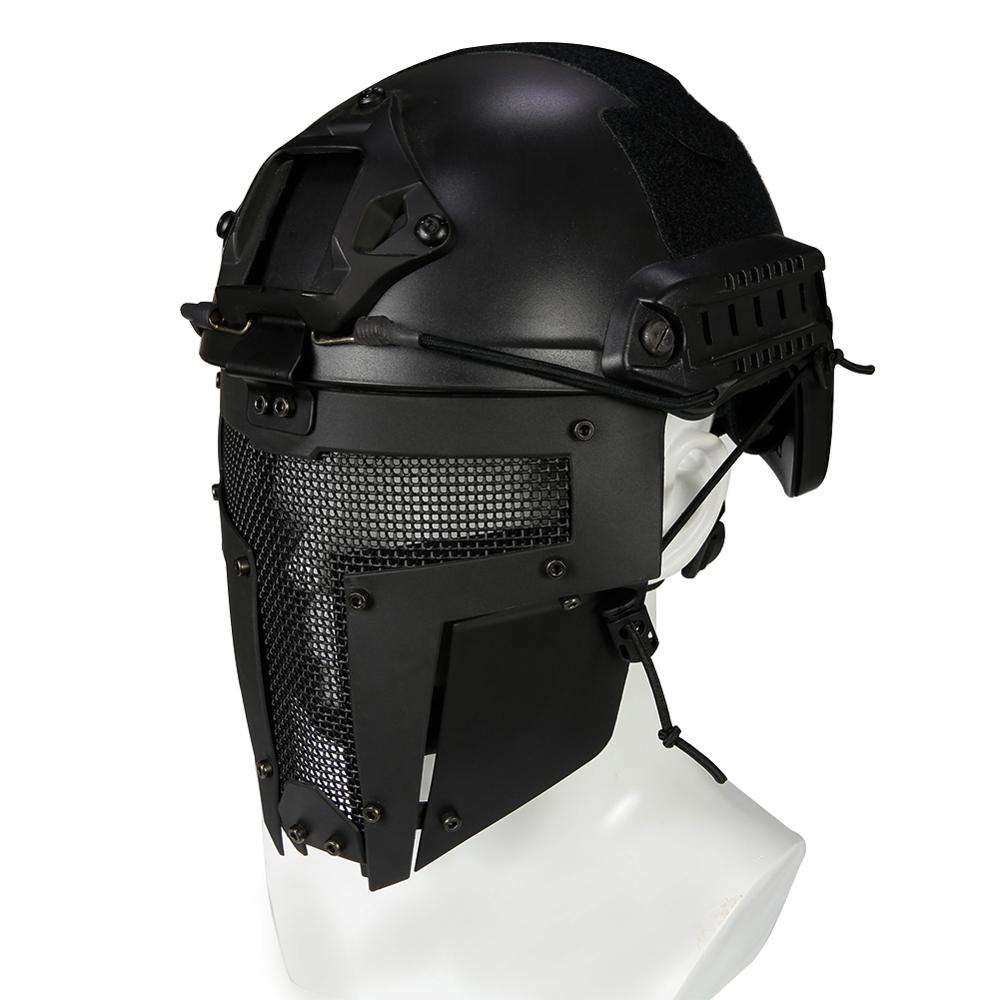Military Ballistic Tactical Army Combat Airsoft Paintball Helmets