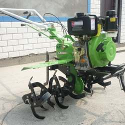 New model tractor and rotary tiller for sale