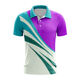 Sublimation Polo Polo Printing Shirt Printing Shirt 100%polyester Fashion Wholesale Oem New Design Pique Unisex Dry Fit Custom Sublimation Printing Golf Polo T Shirt With Pocket