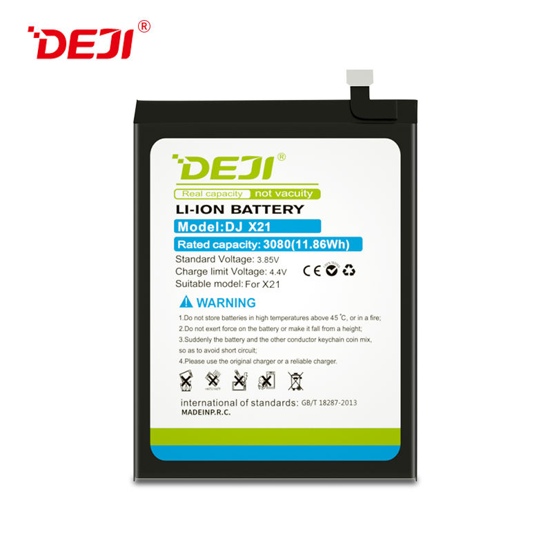 Orignal Genuine High quality B-D7 Phone Battery For VIVO Mobile Battery X20 Plus X20a X21