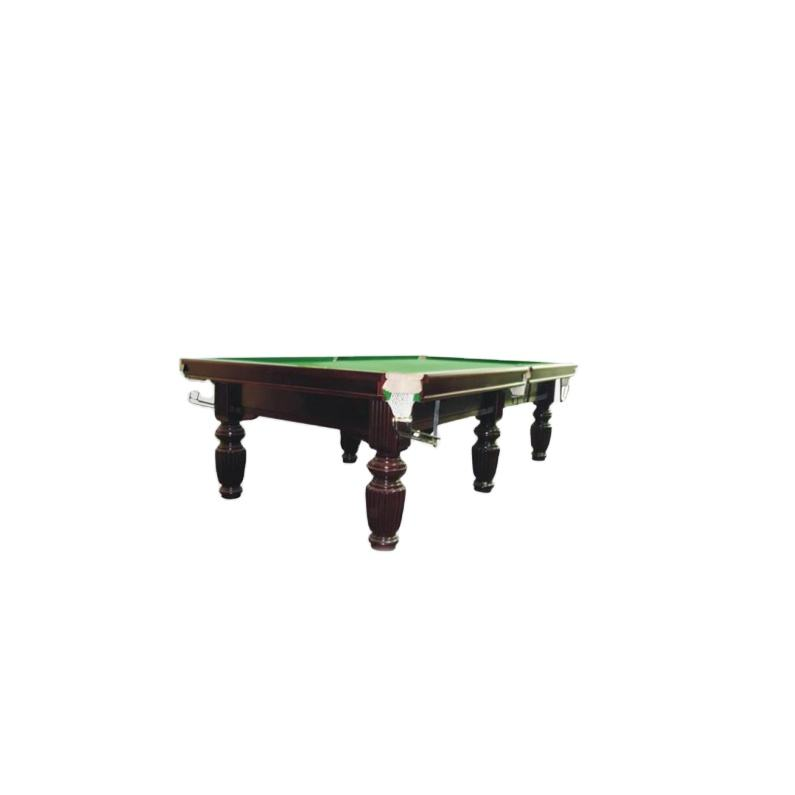 KBL-7980 6 leg Solid Wood+ Slate Snooker Pool table