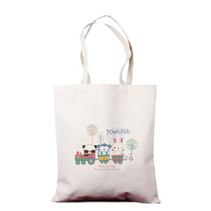 Custom Promotional Cheap Printed Heavy Duty Cotton Canvas Shopping Tote Bag