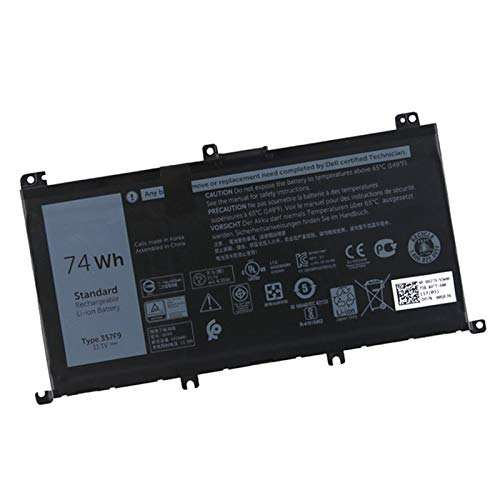 Szhyon 11.4V 74Wh Oem 357F9 Laptop <span class=keywords><strong>Batterij</strong></span> Compatibel Met Dell Inspiron 15 7559 7000 INS15PD-1548B INS15PD-1748B INS15PD-1