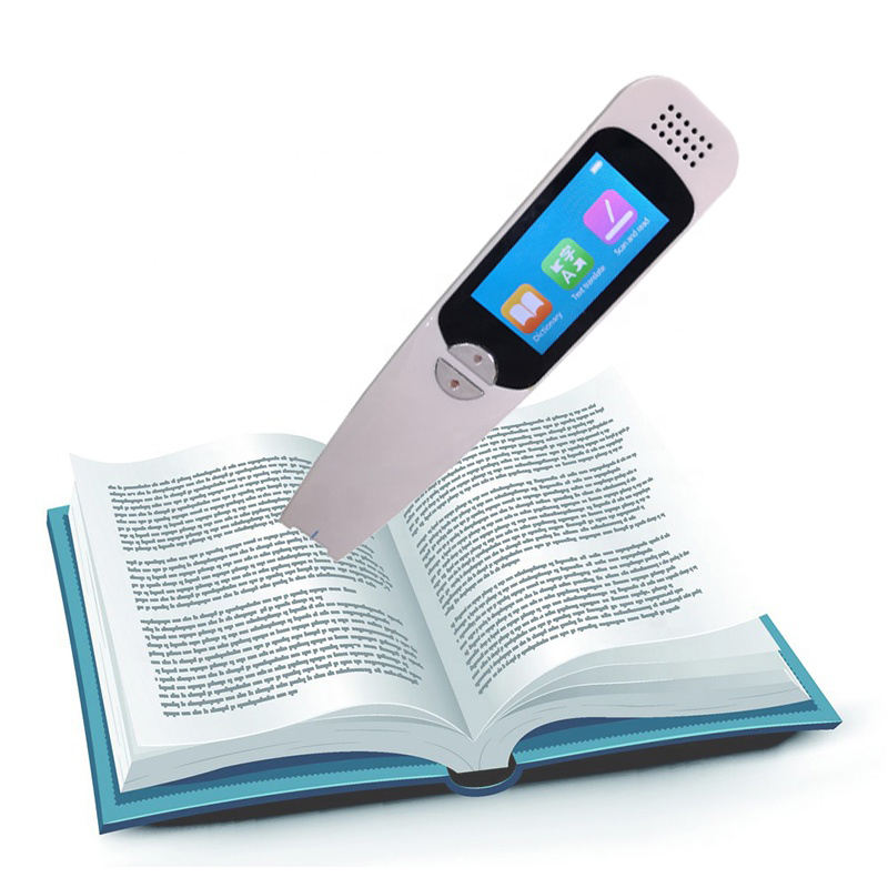 Language Translator Talking Translator 8GB 6 Language ShenZhen Scanning Machine Book Scan Quran Pen Reader