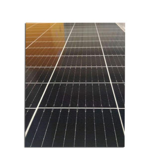 Luxen 450W 440W 430W 420W MBB 9BB 144pcs half cell half cut mono solar panel PV high power