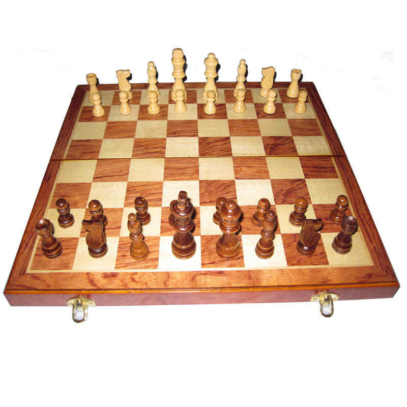 High quality and nice smooth chess set, Chess game, chess board