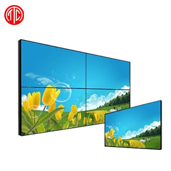 3840*2160 HD narrow bezzel 3.5mm pannello 55 pollice <span class=keywords><strong>LCD</strong></span> video wall