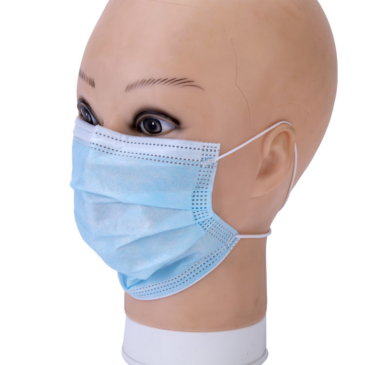Medical Materials Accessories Antibacterial Face Mask Virus Disposable Safe