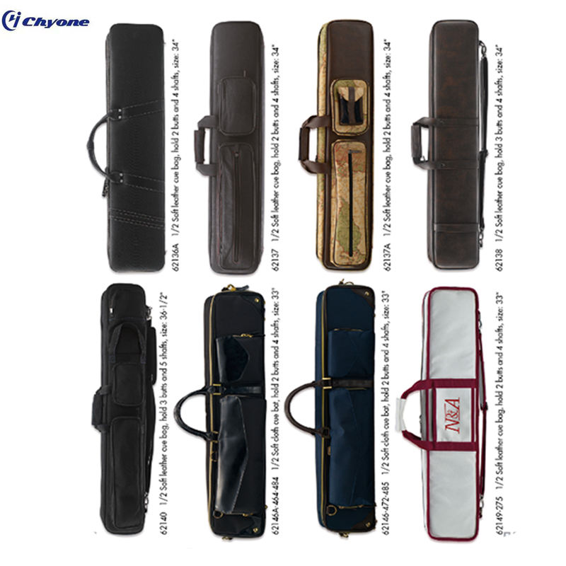 2B4S Pu Leather Pool Cue Case