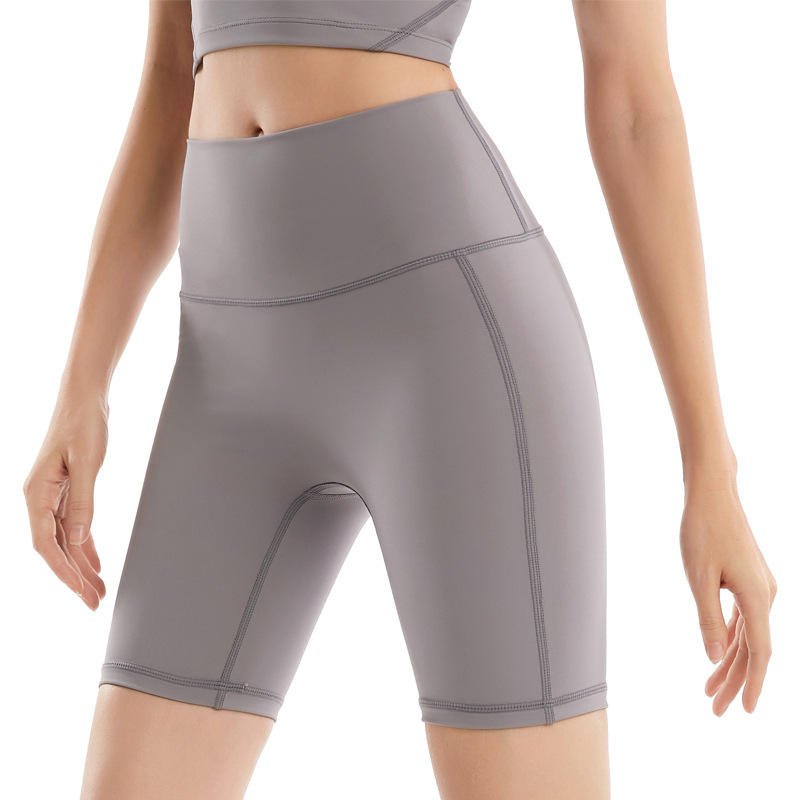 Women Long Length Soft Compression Slimming Bodyshaping Shorts