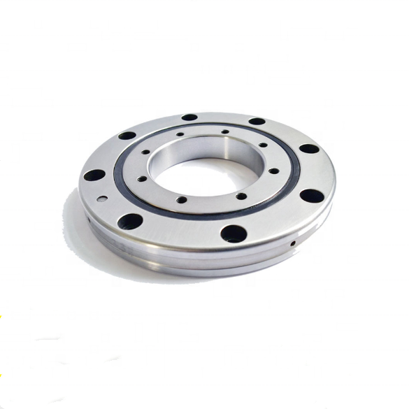 RU28 RU28UU 10x52x8mm CRBF108 P5 High Precision Robot Arm Slewing Cross Roller Bearing With M3 Mounting Holes