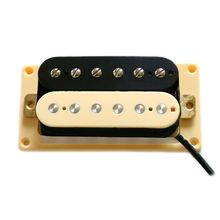 zebra Electric guitar pickup in Alnico 2 magnet china professional guitar spare parts replacement supplier