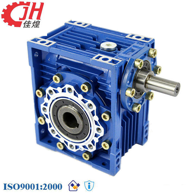 Chinese Atv Aluminium Alloy Worm Wheel Speed Transmission Gear Reductor Gearbox