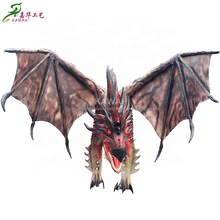 Kawah Customized Animatronic Mechanical Dinosaur Dragon Model for Show