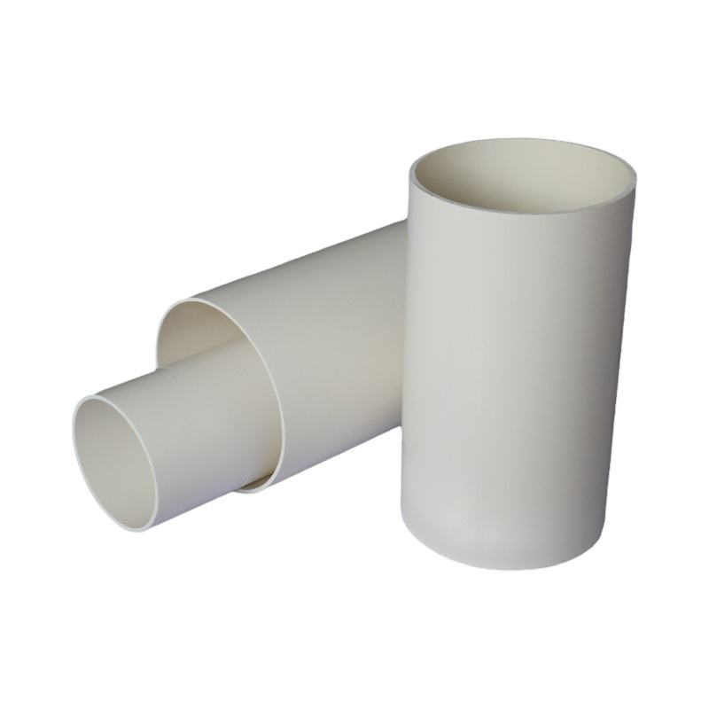 Factory PVC/UPVC Irrigation Drainage Water Pipe Price Large Diameter Tube Pipe Sleeve