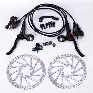 SHIMANO MT200 bicycle alloy oil hydraulic disc brake and mountain bikes disc brake