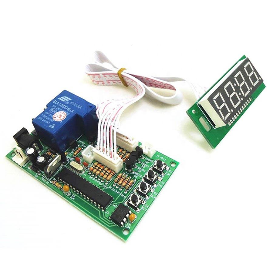 12 volt coin acceptor washing machine electronic jy-15b oven digital circuit timer control board
