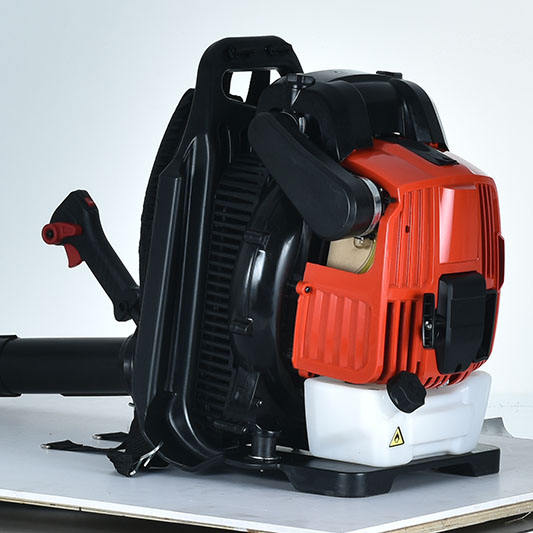 Blower Machine Backpack Industrial Petrol Snow Blower China 4 Stroke Gasoline Leaf Blower Thrower Engine 75.6cc Garden Snow Removal Machine