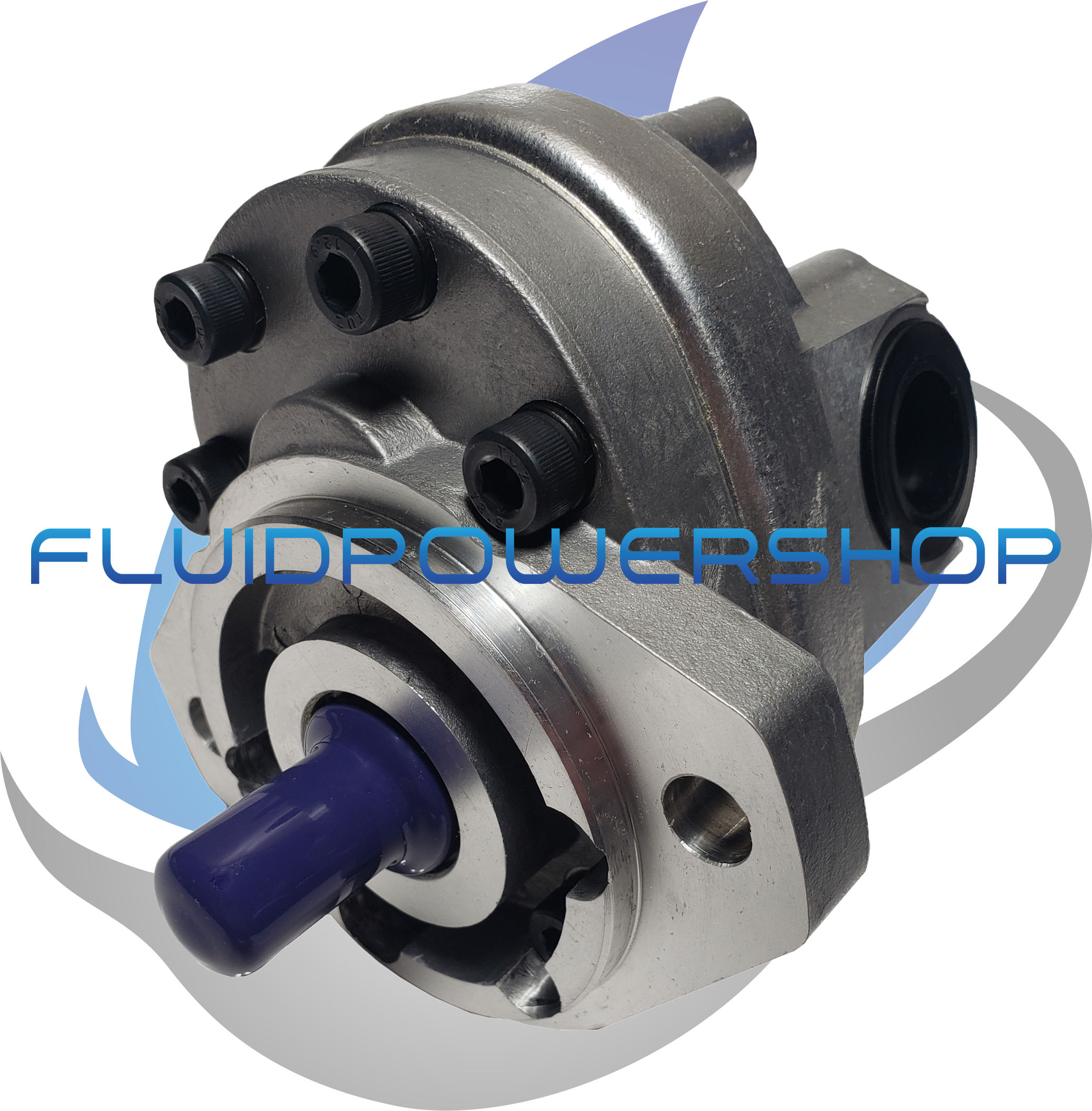 Cast Iron Gear Pumps Commercial New Aftermarket Replacement Bearing Units Bushing Units Refuse Dump Pump Hydraulic