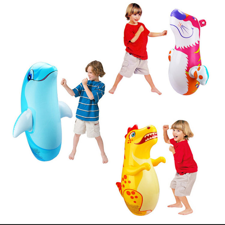 En71 Pvc Inflatable Toy Animal Design Tumbler For Sale