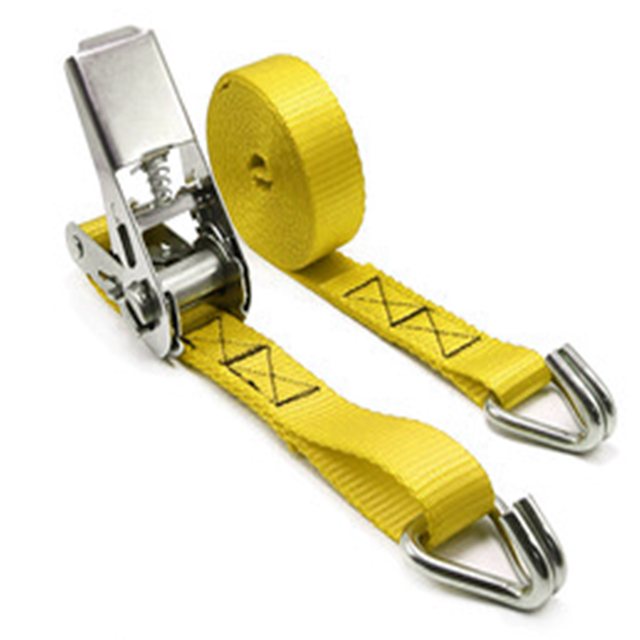 1 inch 304 316 stainless steel ratchet tie down lashing strap