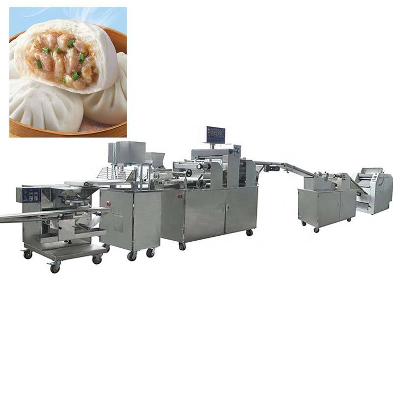 SV-209 Commercial momo making machine / Baozi Machine / Purple Potato Steamed Bread Bun Maker