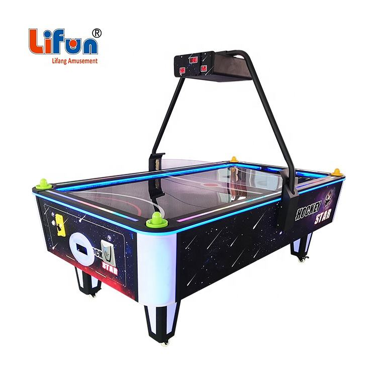 Fabriek Groothandel Indoor Amusement Muntautomaten Arcade Sport Game Machine Air Hockey Tafel Te Koop