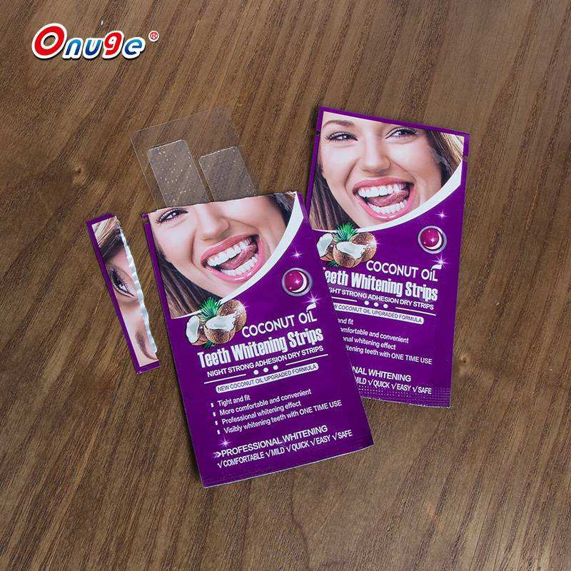 Dental Care Teeth Whitening Stripes