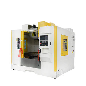 CNC vertical machining center VMC machine with 3 axis or 4 axis cnc controller at best price
