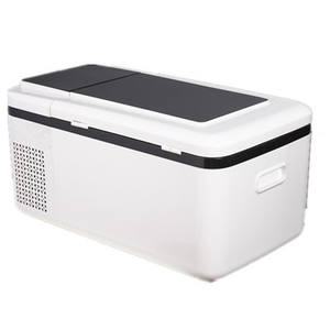 18L Compressor Car Fridge Freezer DC Portable Refrigerator