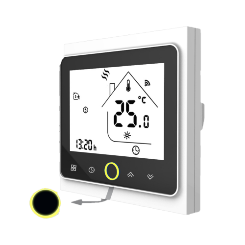 Wireless wifi smart thermostat used for floor heating temperature control thermostat