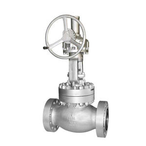 high pressure high temperature globe valve power station valve J41H-150LB-2500LB